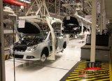 Línea de producción de montaje de vehículos automóviles