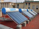 Riscaldatore di acqua solare ad alta pressione compatto del condotto termico
