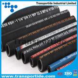 Boyau hydraulique de pression de fournisseur de boyaux de Transportide
