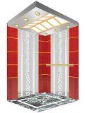 Sin engranajes máquina pequeña habitación ascensor de pasajeros