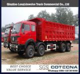 Northbenz Beiben 6X4 380HP 30t重い鉱山のダンプトラック
