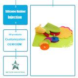 Настраиваемые силиконовый пищевой категории продуктов при ежедневном использовании посуда силиконовая кухонных инструментов