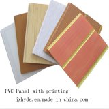 PVC材料が付いている5*200mmの常態の印刷PVC天井板