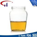 recipiente de alimento super do vidro de sílex 650ml (CHJ8055)