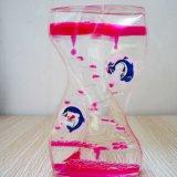 Acrílico colorida líquida de aceite de reloj de arena (MQ-ACH05)