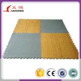 Fabricant de l'usine le tapis de plancher de bois Puzzle en mousse
