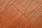 HDF Embossement lamellenförmig angeordneter lamellierter Bodenbelag mit neuer Farbe AC4