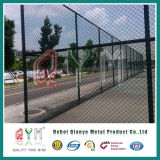 Supplier Playground Fence/Chain Link Fence/Outdoor Sport Fence clouded