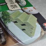 Cadre de empaquetage estampé de nourriture de parfum de cadeau cosmétique de papier
