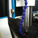 CNC que anuncia o router de madeira da máquina para o acrílico e o PVC