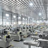 Maquinaria de empacotamento automática de Babka do pão do fluxo da planta de China