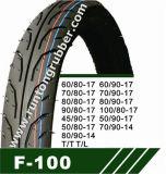 15 Jahre Gummireifen-und Gefäß-Fertigung-philippinischer Markt 80/90-17 100/80-17