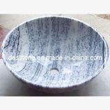 Blanco popular chino de la nube del granito del fregadero y del lavabo (DES-S05)