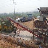 Voller automatischer Kleber-Block, der konkrete hydraulische Ziegelsteine Maschinen-Menge-6-15 Maschinen herstellt