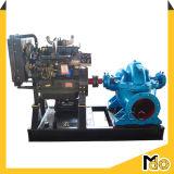 원심 양쪽 흡입 쪼개지는 케이스 디젤 엔진 수도 펌프