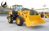 3 tonnes de qualité chinoise de coût bas de chargeur hydraulique de roue