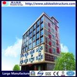 Grünes materielles Haus-Licht-Anzeigeinstrument-Stahlgebäude