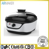 焦げ付き防止のコーティングの内部の鍋の電気マルチ炊事道具を熱販売しなさい