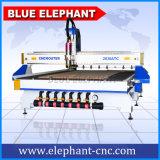 Ele 2030 China CNC-Maschine, ATC hölzerne CNC-Maschine für die Plastikzeichen-Herstellung