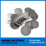 N35 и N42 и N45 диск металлокерамические NdFeB магнита