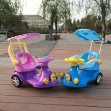 Passeio ao ar livre do carro do balanço dos miúdos de China na venda por atacado do carro do brinquedo