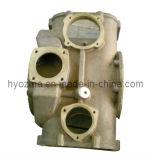 As peças fundidas de areia de bronze do Alojamento do Compressor