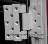 熱い販売の緩和されたガラスおよびグリルデザインのアルミニウム開き窓のドア