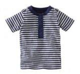 Garçon à la bande de raccord en T T-Shirt Kid's Wear BT20