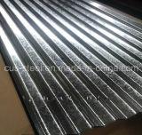 Оптовый лист Z275 Galvanzied стальной/гофрировал лист толя