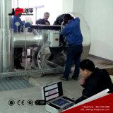 Machine van de Schacht van de Elektrische Motor van de Ventilators van JP de Hoofd Draagbare Dynamische In evenwicht brengende