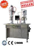 Sac contrôlés par le PLC-sur-le distributeur de machines de remplissage de l'aérosol (QGB2Y)