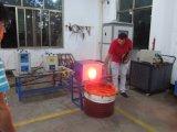 Oven van Melter van de Inductie van de fabriek de Directe met Smeltkroes voor Gouden Melter