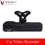 Mini enregistreur vidéo 2CH Voiture convenable pour tous les véhicules, taxi, bus, le chariot
