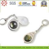 Новая конструкция свистка ключ металлическое кольцо для подарков