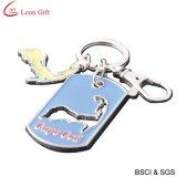 Trousseau de clés faisant à fournisseurs le trousseau de clés en métal (LM1511)
