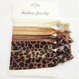Simple y se imprimen Banda elástica de amarre de cabello (Cabeza-229)