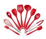 10 ПК кухня кухонные принадлежности, силиконового герметика ложкой инструменты Non-Stick приготовления выпечки