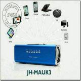 Портативный мини-ас-MAUK JH3 для iPhone/iPod с радио FM