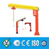 Columna Swing Crane, grúa de pluma con elevador eléctrico (BZ, BZD)