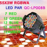 55x3W de puissance de LED PAR, vous pouvez Prix (QC-LP055)