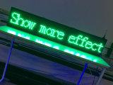[ب10] خضراء داخليّ [لد] لوح إعلان لاسلكيّة و [أوسب] قابل للبرمجة تقدّم [لد] دوران عرض [40إكس8] بوصة [لد] إشارة
