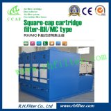 Ccaf industrielle Kassetten-Staub-Ansammlung
