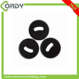 Tag impermeável de alta temperatura da lavanderia da freqüência ultraelevada de RFID