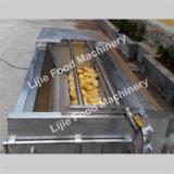 Data de Aço Inoxidável Industrial/fécula/cenoura, Máquina de Lavar Roupa