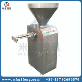 기계를 만드는 압축 공기를 넣은 유형 소시지 삽입 광고