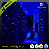 4m * 6m White LED Star Cloth para palco de casamento Evnets Backdrop Show