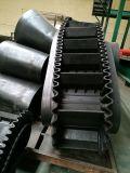 Gummiförderband der gewölbten Seitenwand-Ep100-Ep400