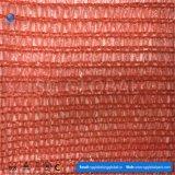 Красные вкладыши Raschel для упаковывать картошки 25kg 30kg