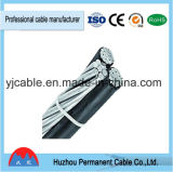 Servicio de cable conductor Drop-Aluminum ABC Cable caída y el cableado en China