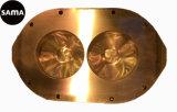 OEM стали инвестиции Precision потерял распыление воскообразного антикоррозионного состава литой детали клапана